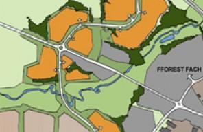 Land North of Waunarlwydd / Fforestfach