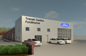 Ford Van Sales and Repair Transit Centre