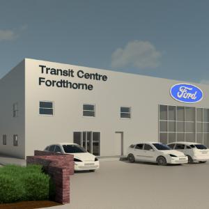 Ford Van Sales and Repair Transit Centre