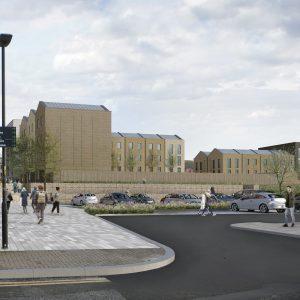 Barbican Car Park, Gloucester City Centre