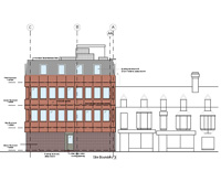 Crown Buildings Student Accommodation Scheme