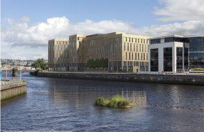 Swansea SA1 Student Residential Development