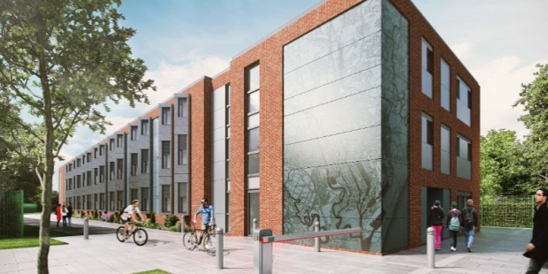 Committee Approval for 361-bed Student Accommodation in Cardiff