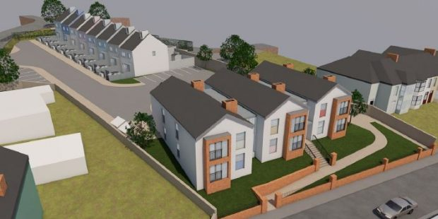 PLANNING PERMISSION GRANTED AT APPEAL FOR 20 AFFORDABLE DWELLINGS IN LAMPETER